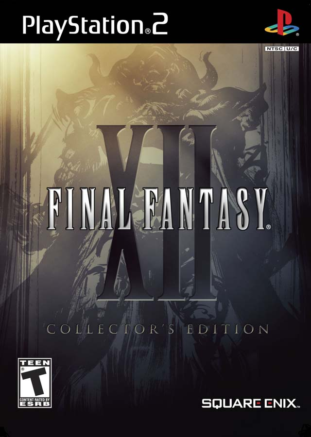 Final Fantasy Xii Collector S Edition Review My Brain On Games