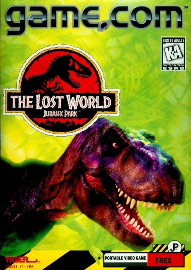 Jurassic park lost world video game