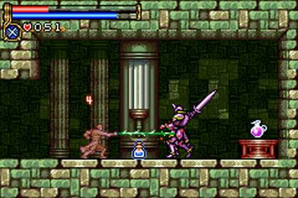 While newer 2D Castlevania games have progressed in nearly every department, Circle of the Moon is still a game worth playing.