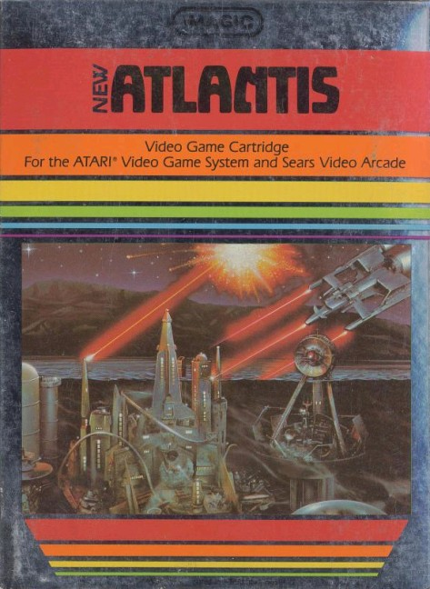 Reportedly one of the best selling Atari 2600 games.