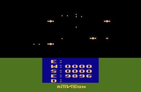 If you know what this is, you're infinitely more prepared then I am to conquer Starmaster.