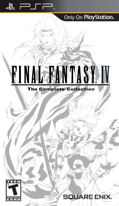 Bundling FFIV, The After Years, and a new interlude, this version has the most content of any FFIV release.