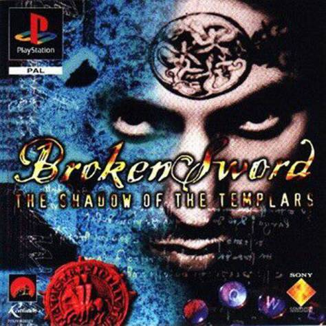 The most commonly used box art for the game.