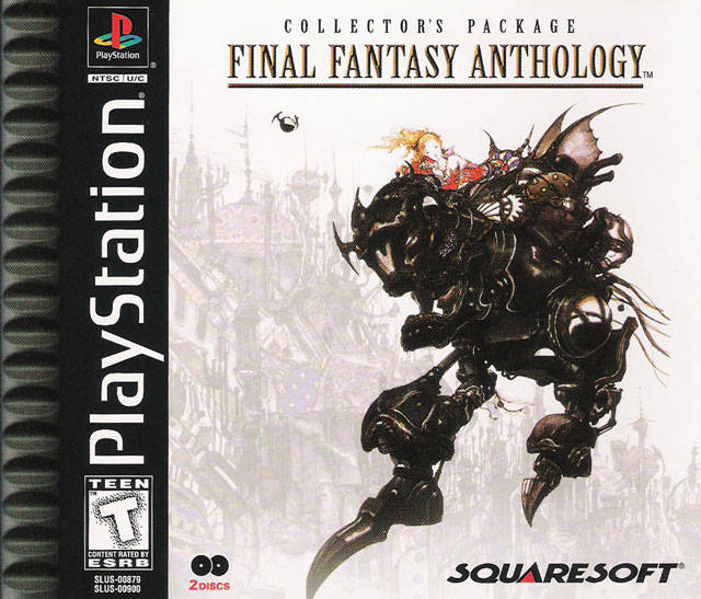 This is the version I have. It also includes Final Fantasy VI, which I will dive into soon.