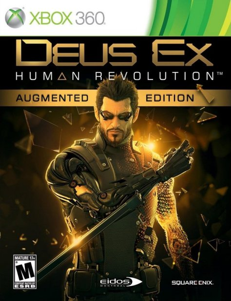 The Augmented Edition features alternate box art.