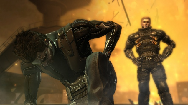 Deus Ex: Human Revolution – Boss Fights
