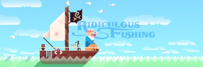 Ridiculous Fishing [Andoid] – Review