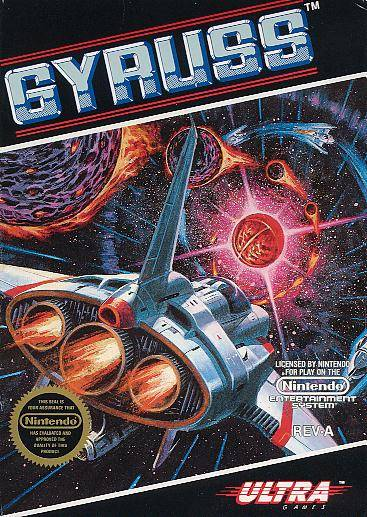 Gyruss - NES