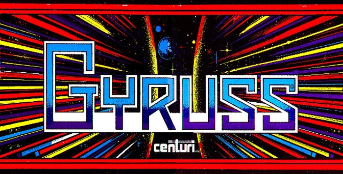 Gyruss [Arcade] – Review