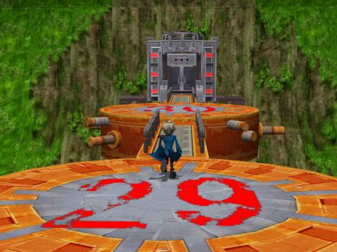 The Battle Tower featured 100 consecutive battles with break areas after each tenth trainer.