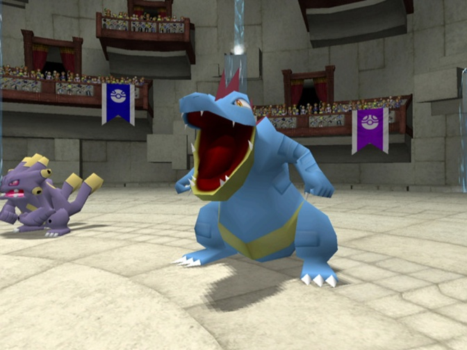 Pokemon Colosseum - Feraligatr
