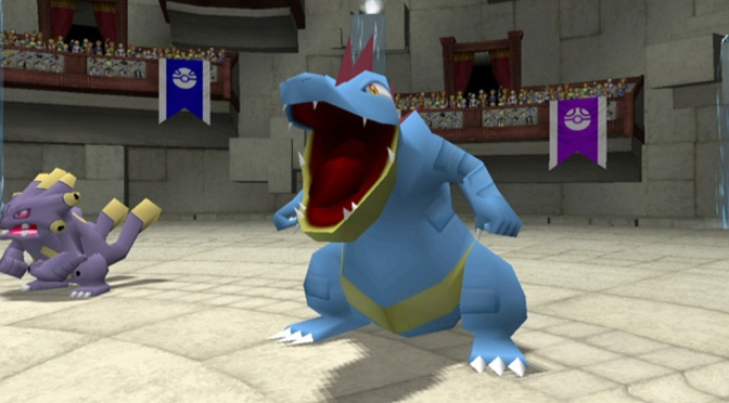 Pokemon: A Grand Ambition, Update 1 – Pokemon Colosseum