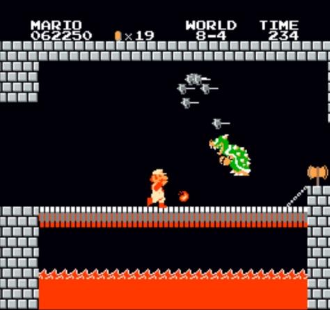 Super Mario Bros. - The Final Battle