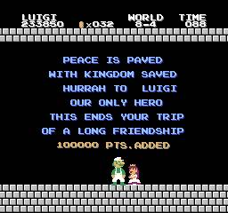 Luigi is the Biz Markie of the Mario universe.