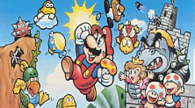 Warp Zones and the Design of Vs. Super Mario Bros., in Short