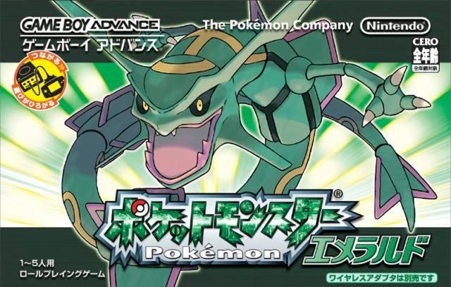 Pokemon Emerald [GBA] – Review