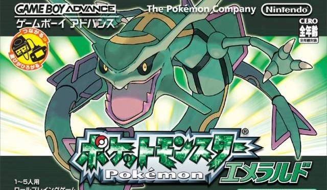 Pokemon Emerald [GBA] – Review