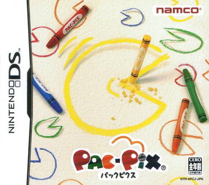 Pac-Pix [Nintendo DS] – Review
