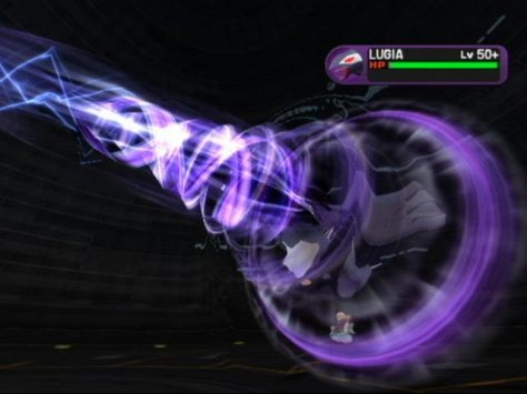 The game's ultimate Pokemon was the shadow Lugia, codenamed XD001.
