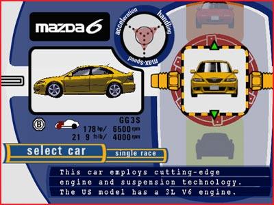 Auto Modellista - Mazda 6