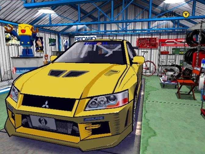 Auto Modellista - Mitsubishi