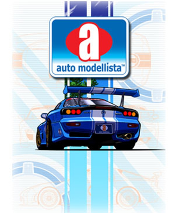 JohnTheGamer Plays Auto Modellista – Part 2/4