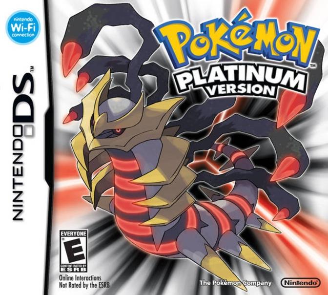 Pokemon Platinum [Nintendo DS] – Review