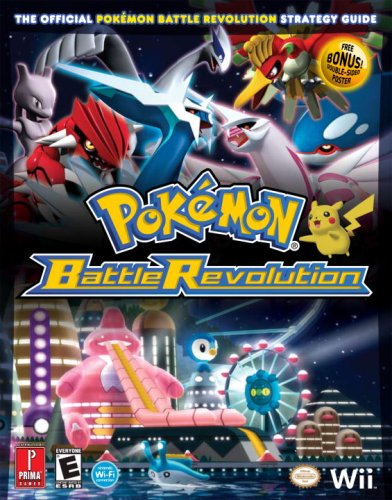 Pokemon Battle Revolution Guide