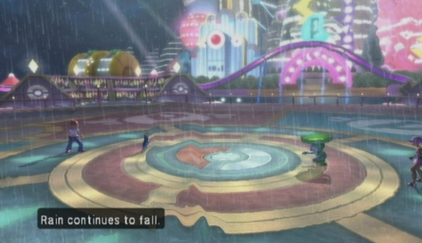 The visuals were noticeably better compared to the GameCube games.