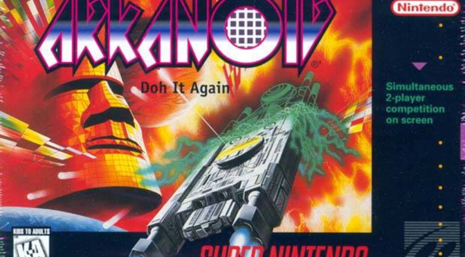 Arkanoid: Doh It Again [SNES] – Review