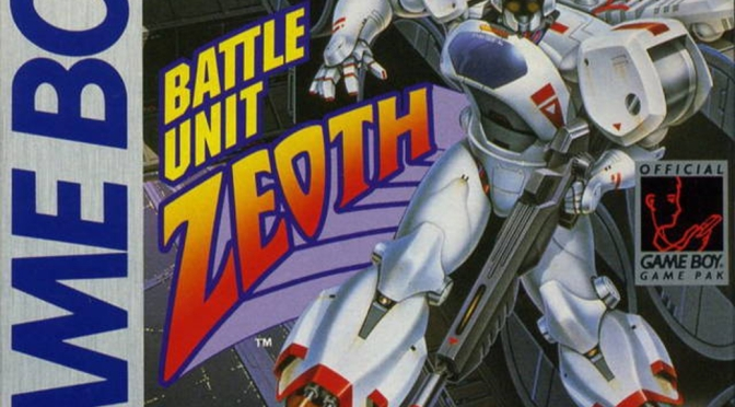 Battle Unit Zeoth [Game Boy] – Review