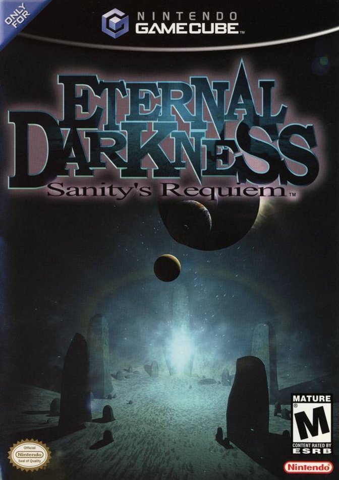 Eternal Darkness: Sanity's Requiem [GameCube] – Review
