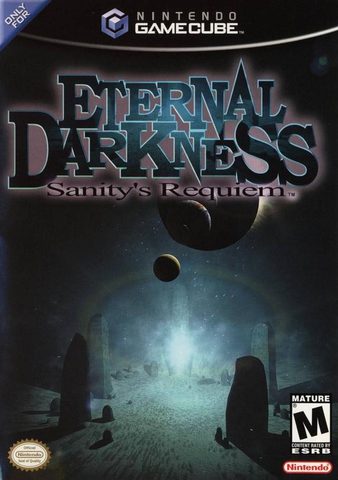 Eternal Darkness: Sanity's Requiem [GameCube] – Review