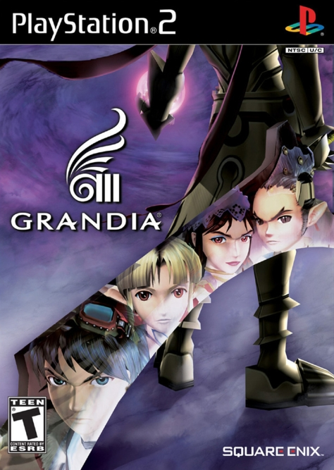 Finally, I've gotten around to playing Grandia III.