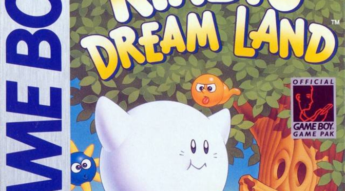 Kirby's Dream Land [Game Boy] – Review