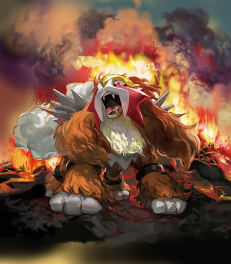 Pokemon HeartGold - Entei Unleashed