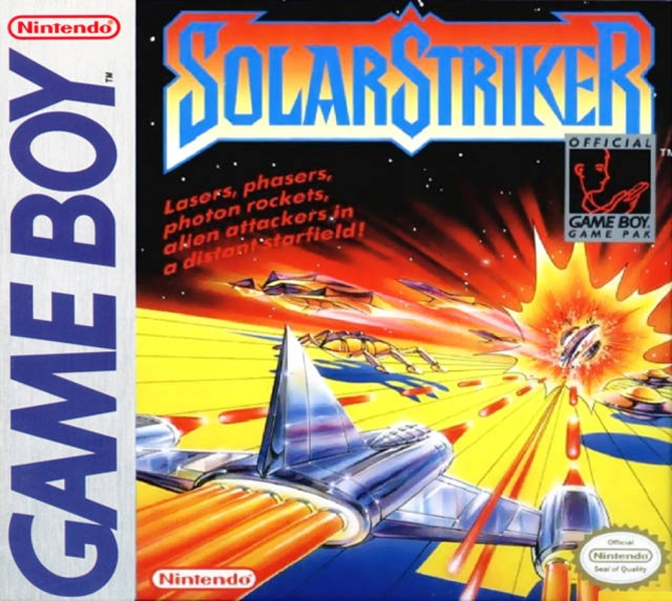SolarStriker [Game Boy] – Review