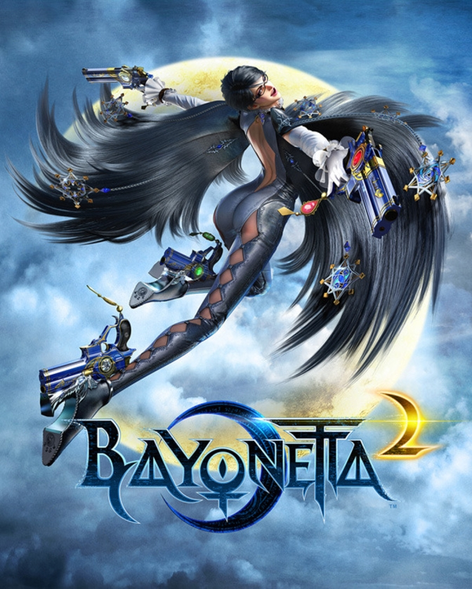 Bayonetta 2 - Minus the Wii U