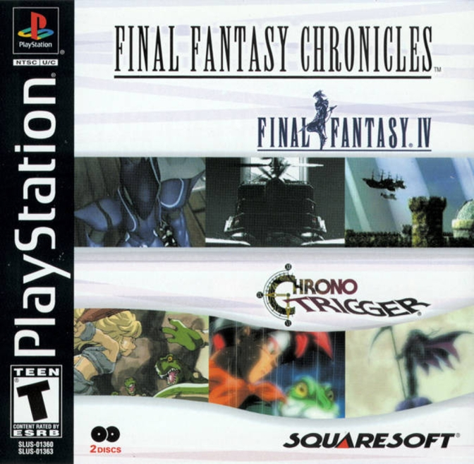 Random Game #1 – Final Fantasy Chronicles [PlayStation]