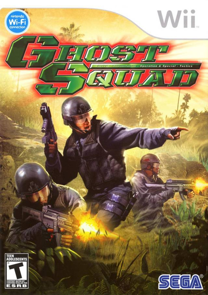 Ghost Squad [Wii] – Review
