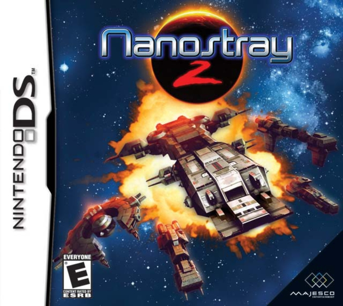 Nanostray 2 [Nintendo DS] – Review