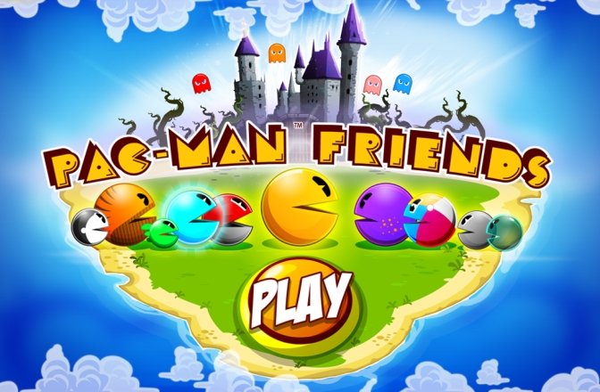 Pac-Man Friends [Android] – Review
