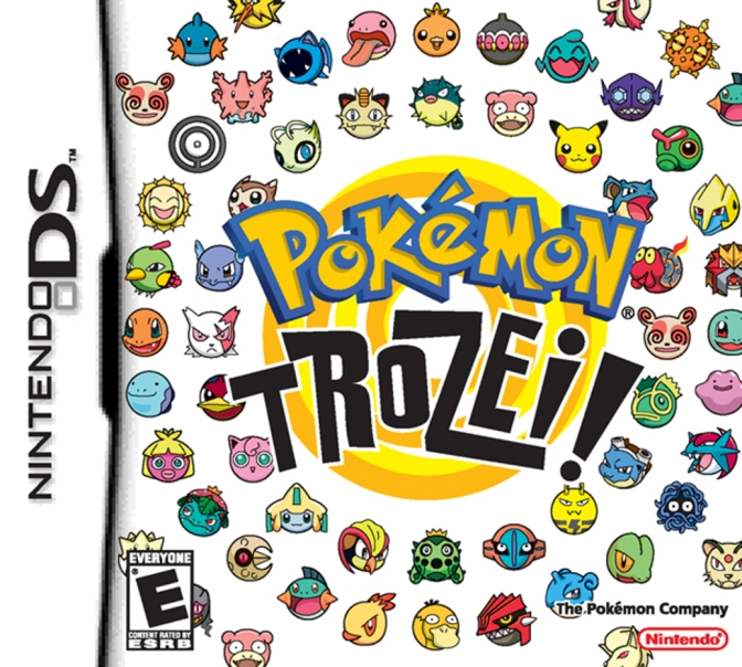 Pokemon Trozei! [Nintendo DS] – Review