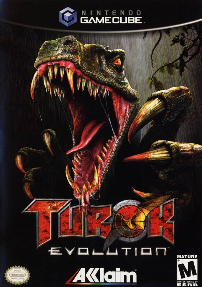 Random Game #2 – Turok: Evolution [GameCube]