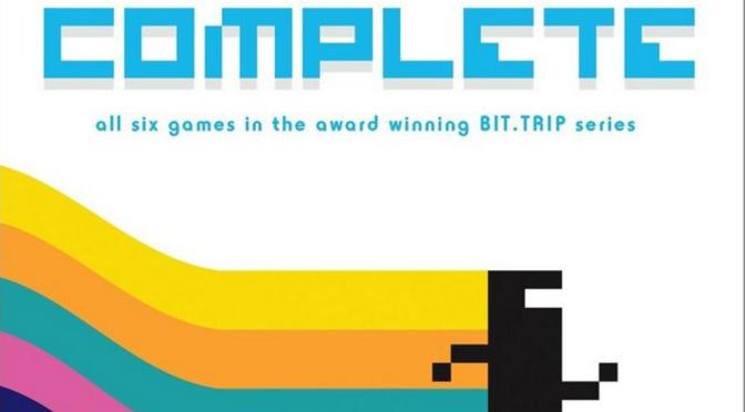 Random Game #5 – Bit.Trip Complete [Wii]