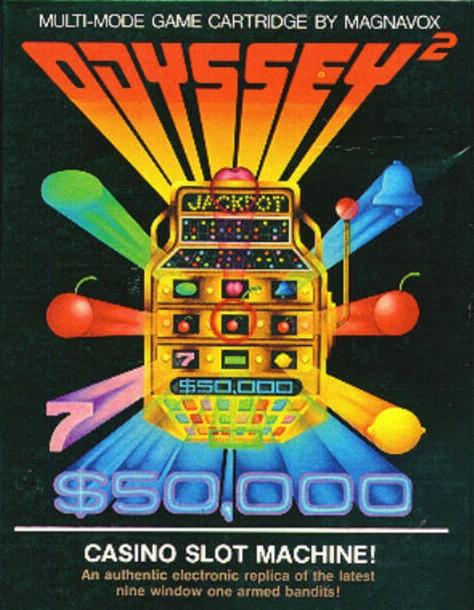 Casino Slot Machine!