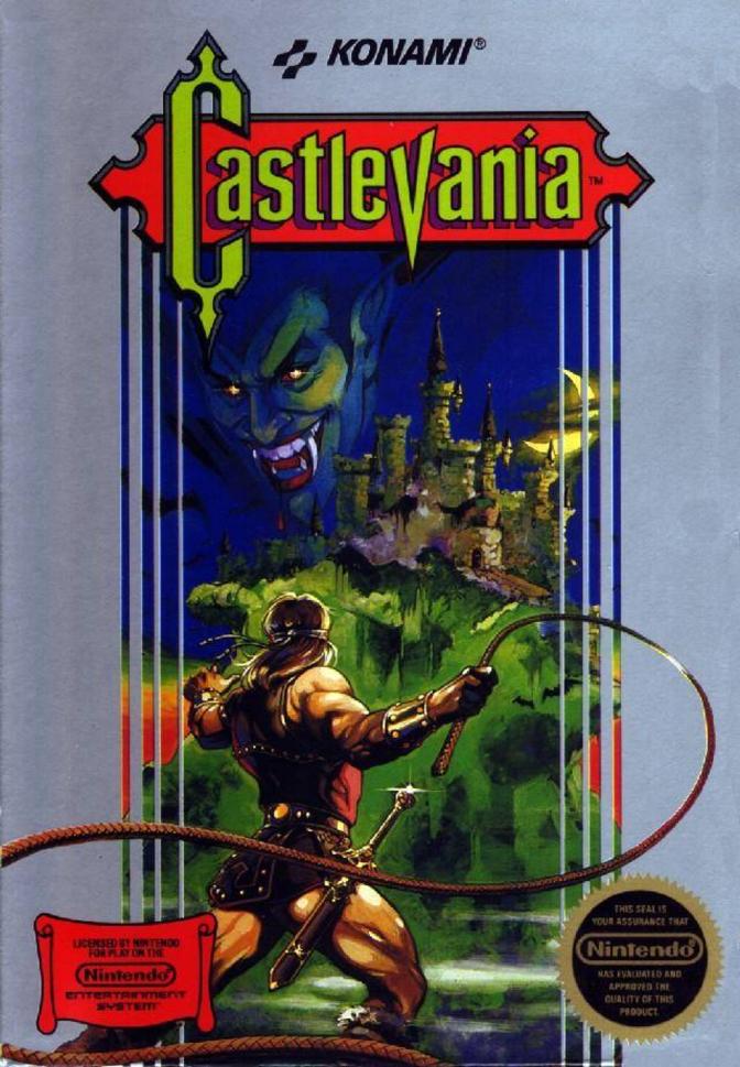 Random Game #31 – Castlevania [NES]