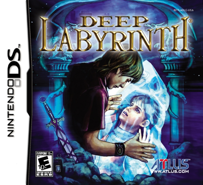 Random Game #29 – Deep Labyrinth [Nintendo DS]