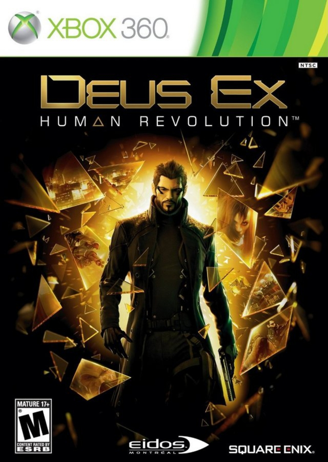 Random Game #7 – Deus Ex: Human Revolution [Xbox 360]