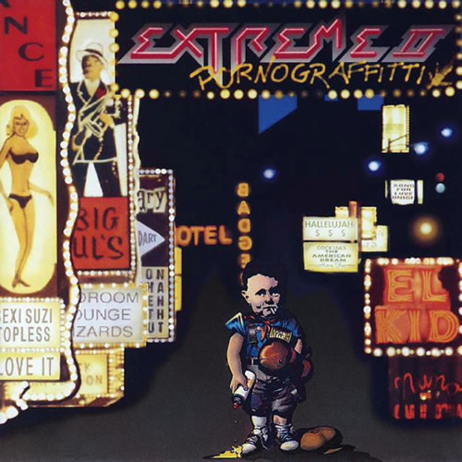 Album Review: Extreme – Pornografitti [1990]